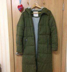 Зимняя куртка P&B