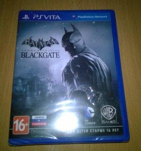 PSVita Batman: Arkham Origins Blackgate (в плёнке)