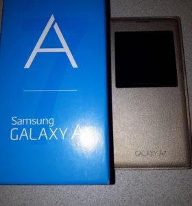 Телефон Samsung CALAXY A7