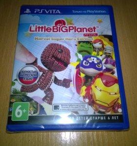 PSVita Little Big Planet (новая, в плёнке)