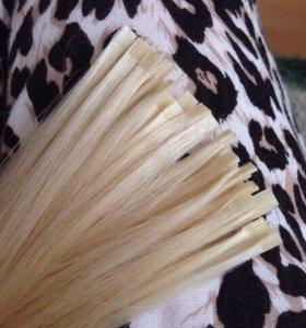 Капсулирование. снятие волос