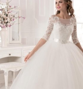 Свадебное платье для экономных невест
