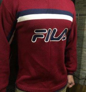 Новый свитер Fila