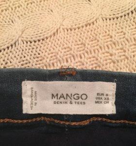 """Джинсы для беременных """"Mango"""""""