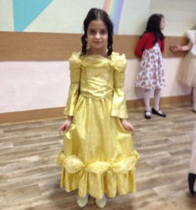 Новогодний костюм Золушки фирма Батик +диалема
