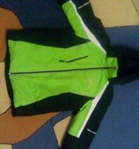 Горнолыжная куртка (GLISSADE)