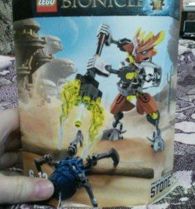 СРОЧНО ПРОДАМ Lego Bionicle 2015 Защитник Камня