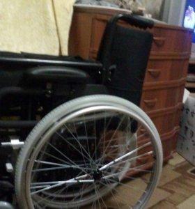 2 кресла-коляски, KY 809 новые, в упаковке