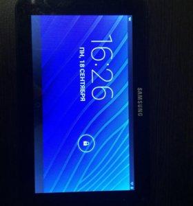 Планшет Samsung с клавиатурой