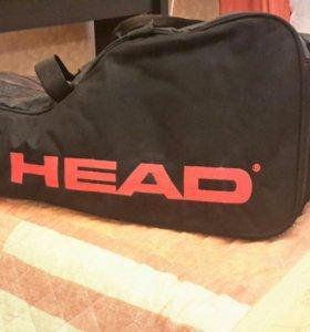 Чехол сумка для ракеток большого тенниса