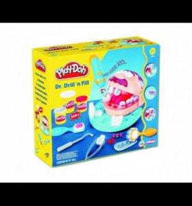 Игра зубной врач