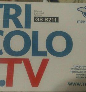 Спутниковое триколор ТВ