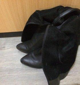 Продаю осенне-весеннюю обувь из натуральной кожи