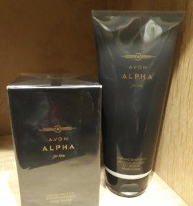 Alpha набор мужской