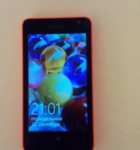 Телефон Microsoft lumia 430 dual sim