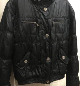 Куртка на синтепоне S размер