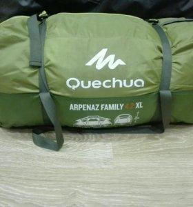 палатка Quechua arpenaz family 4.2 xl