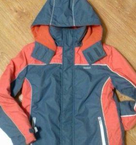 Куртка осень, зима (-10) 152р
