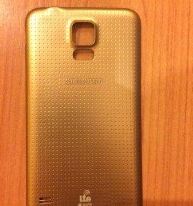 Крышка Samsung galaxy s5