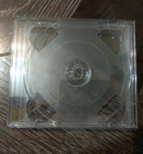 Боксы (коробки) для CD, DVD дисков