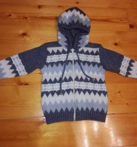 куртка-толстовка детская новая