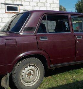 LADA (ВАЗ) 2107