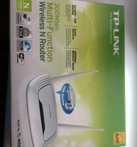 Wifi-роутер TP-LINK TL-WR842ND