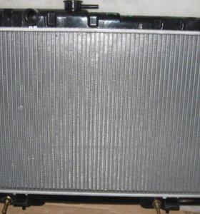 Радиатор охлаждения Nissan Almera (Primera) АКПП