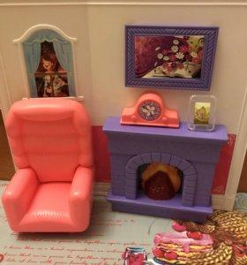 Гостиная для кукол
