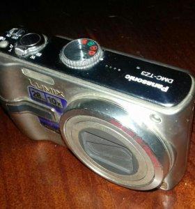 Профиссиональный фотоаппарат Panasonic LUMIX TZ3