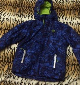 Куртка на мальчика
