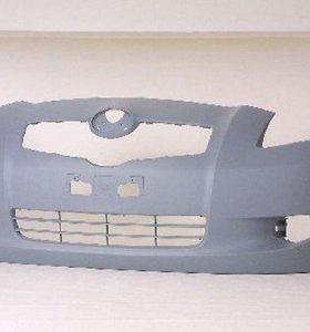 Передний бампер Тойоту Витц (Ярис)