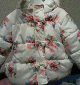 Комбинезон с Курткой для девочки