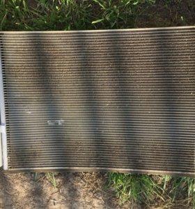 Радиатор кондиционера солярис