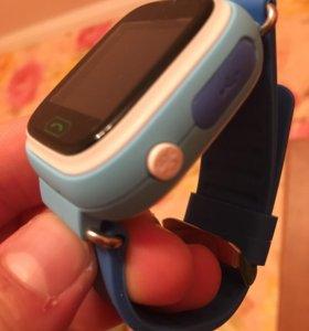 Детские умные часы g72, blue