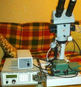 Устройство микросварки умс-3К