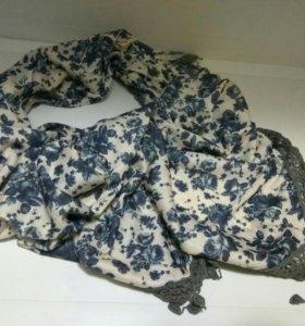 Новый шарфик(платок, шарф) женский осенний