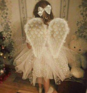 Костюм -ангел