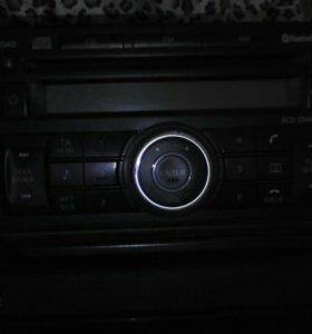 Авто магнитола Ниссан