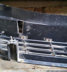 Решетка радиатора на Дэу Нексия
