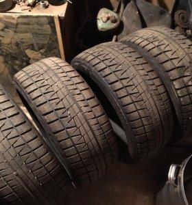 НОВАЯ ЗИМКА Bridgestone Blizzak Revo GZ 245/40/18