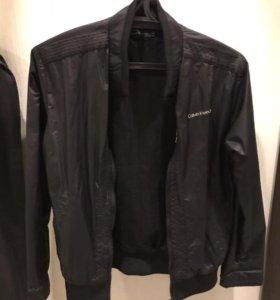 Куртка ветровка мужская НОВАЯ