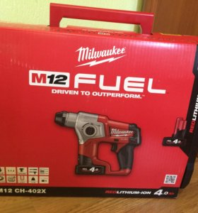 Milwaukee M12 Fuel CH-402X