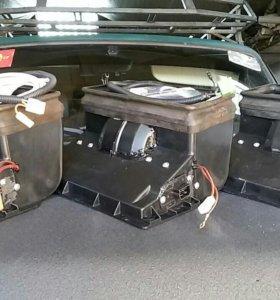 Мотор печки на ниву Печка на ниву нового поколения