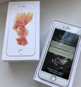 iPhone 6s 64gb,rose gold