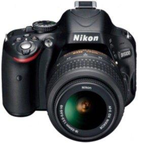 Фотоаппарат професс. новый зеркальный D5'100