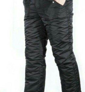 Зимние мужские брюки