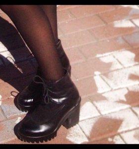 Продам ботинки !!!