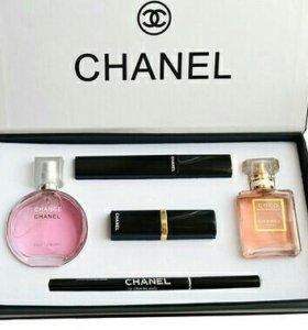 Набор Chanel 5 в 1.