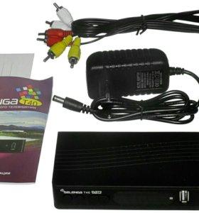 Новая Selenga t40 цифровая приставка для TV